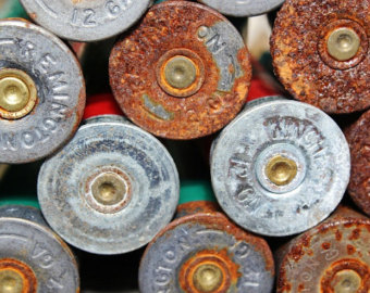 ammunition rust and oxidation