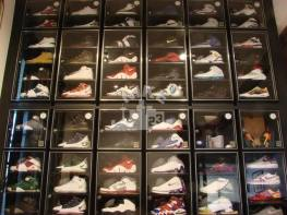 Eureka has provided moisture control for Nike and Jordan Shoe Collection