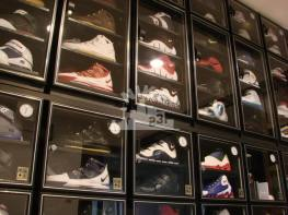Eureka has provided moisture control for Nike Shoe Collection