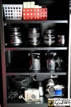 Best practice is to store all photo lens equipment in Eureka's Dry Cabinet to prevent fungus development.