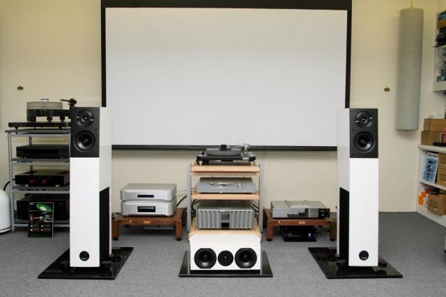 Ark Audio display room