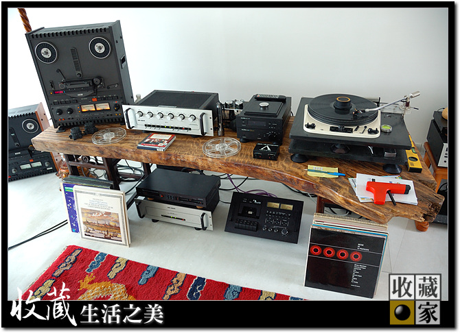 Reel to reel tape equipment
