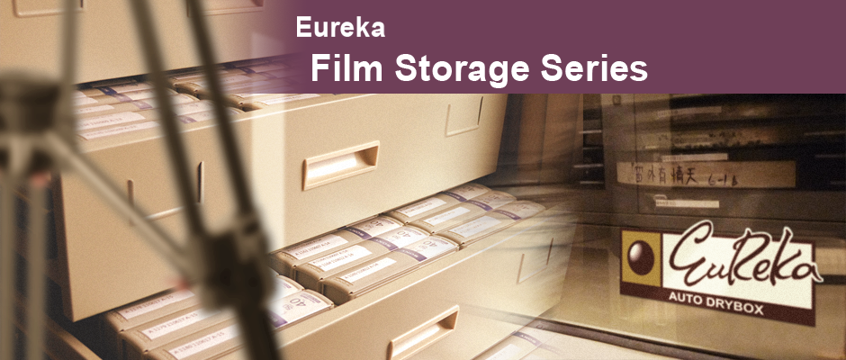 Eureka Dry Tech Auto Dry Box for camera lens and film storage
