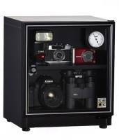 Eureka Dry Cabinet for Camera, lenses and other photography equipment.
