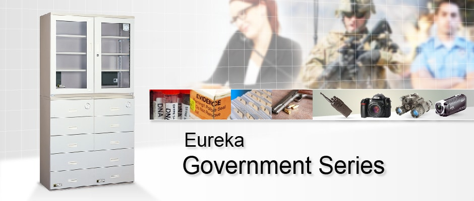 Eureka Dry Tech Government Series Dry Cabinet