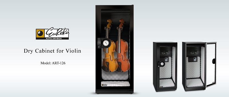 Eureka Dry Tech ART-126P Violin Storage Dry Cabinet