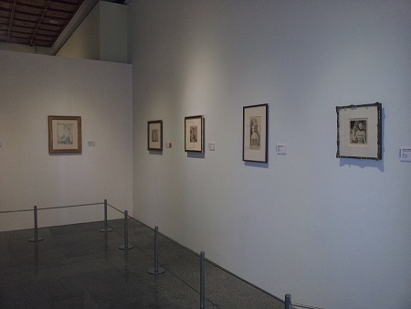 Marie Laurencin Exhibit at Chiang Kai-Shek Memorial Hall