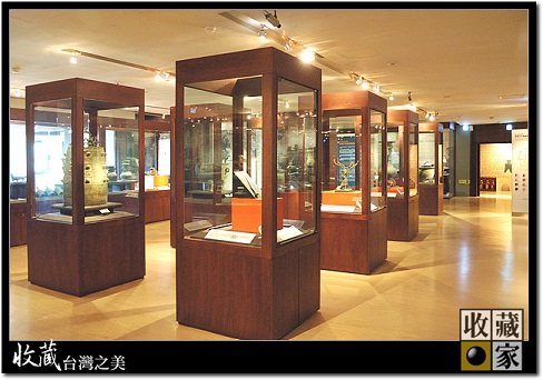 Eureka Dry Tech custom cabinets for Taiwan National Museum of History